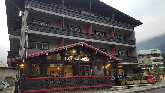 Hotel La Chaumiere: 20161125_163444_large.jpg