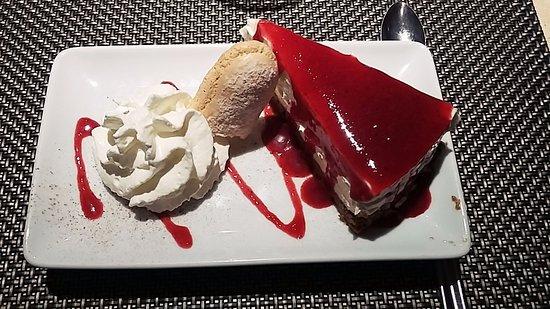 Die, France: Cheesecake