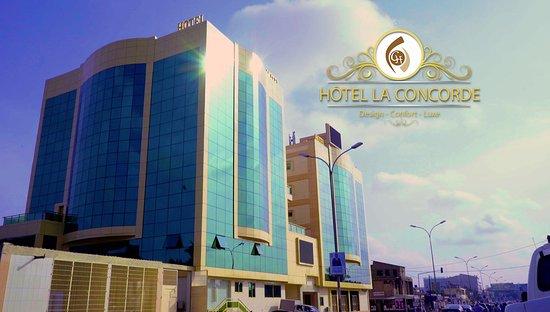Hotel la Concorde Lome