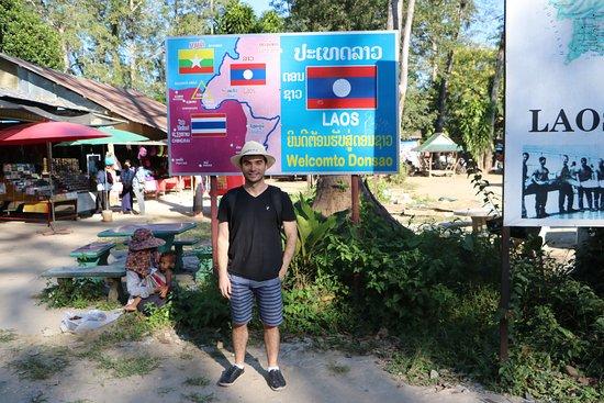 Chiang Saen, Thailand: Já tava lá mesmo, então vamos tirar foto.