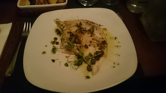Bouquet Garni: Fish-of-the-day special: Skate