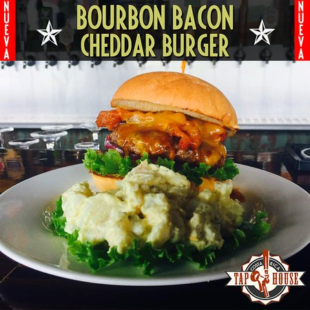 Santa Ana, Costa Rica: ¡Probá la nueva Bourbon Bacon Cheddar Burger!