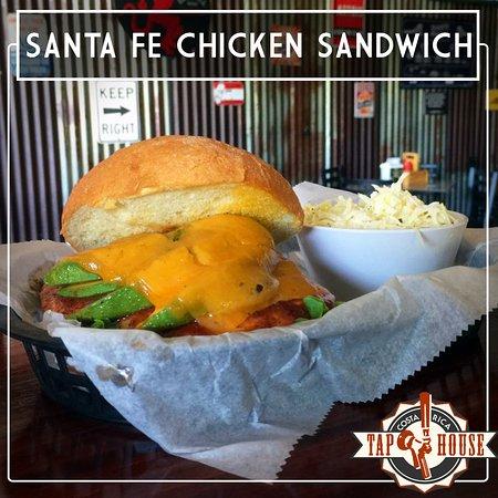 Σάντα Άνα, Κόστα Ρίκα: ¡Una nueva y deliciosa forma de disfrutar un sandwich de pollo!