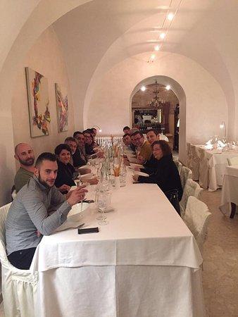 Bucchianico, Italia: Tavolata interessante!