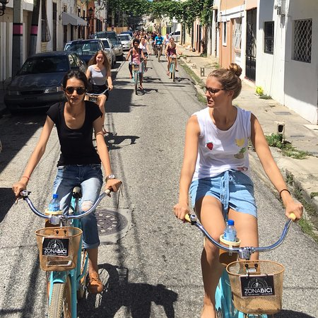 Santo Domingo Province, Dominican Republic: Bike tour. We speak English, French, Spanish and Italian.