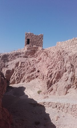 Masada National Park: You must visit this place