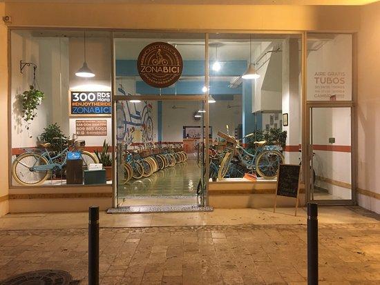 Santo Domingo Province, Dominican Republic: Nuestra tienda- Our shop