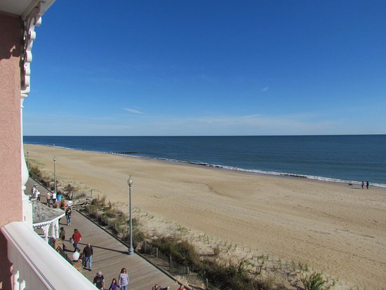 Rehoboth Beach Boardwalk照片