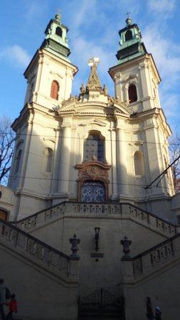 Kostel svatého Jana Nepomuckého na Skalce