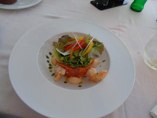 Dinnertime at San Bartolome: Monumento al Campesino