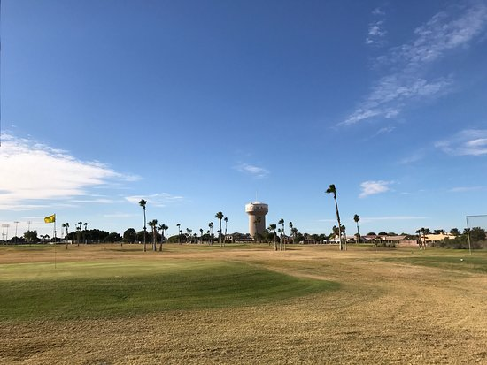 Yuma, AZ: Arroyo Dunes Golf Course