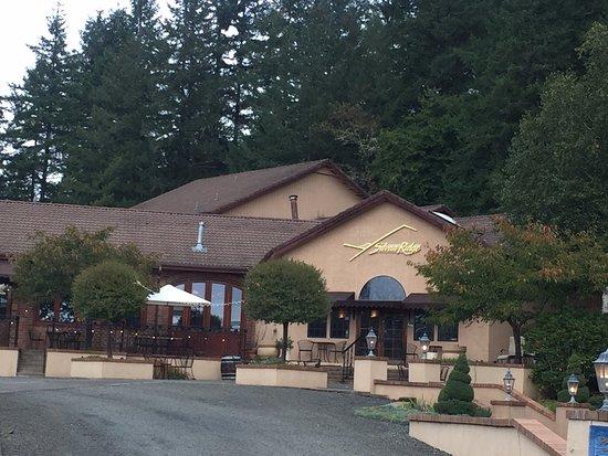 Eugene, OR: Silvan Ridge Winery