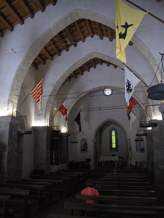 Santu Lussurgiu, Italy: interno
