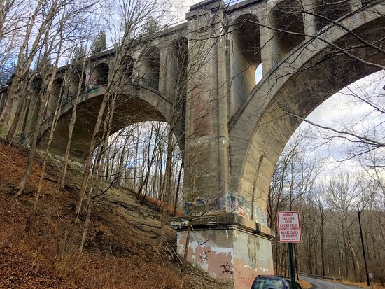 Columbia, Нью-Джерси: Paulinskill Viaduct