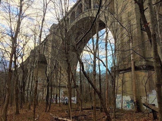 Columbia, Nueva Jersey: Paulinskill Viaduct