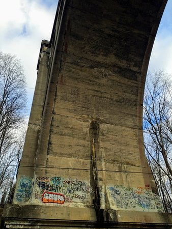 Columbia, NJ: Paulinskill Viaduct
