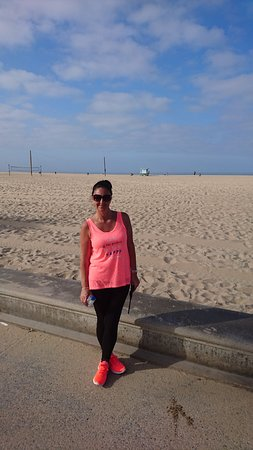 South Bay Bicycle Trail: great morning walk