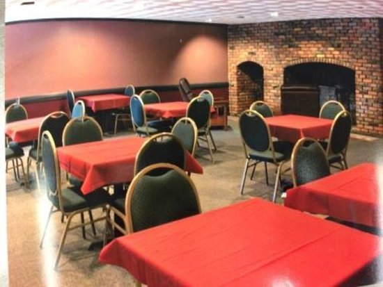 Putnam, Коннектикут: Fireplace will keep you warm
