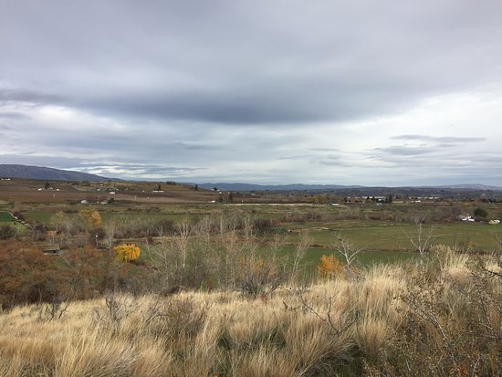 Yakima, WA: View from the trail