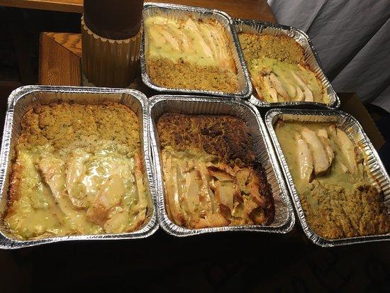 cracker barrel thanksgiving to go order