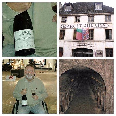 Marche aux Vins: Un grand vin !!