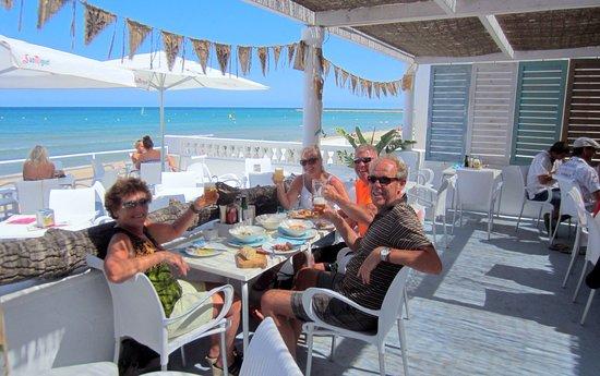 Photo0 Jpg Picture Of Los Banos Sunshine Bar Denia Tripadvisor