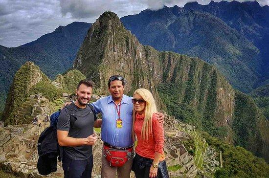 Okay Machu Picchu