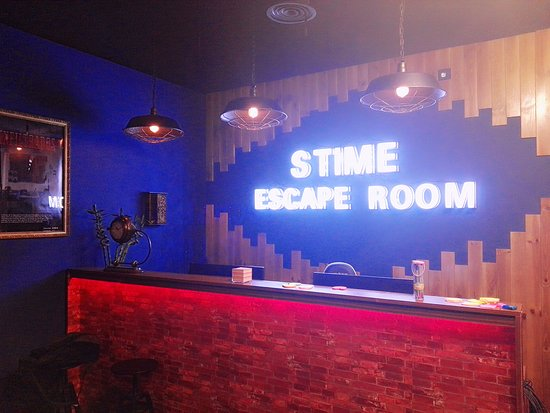 STime Escape Room