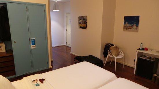 Bilde fra Hotel Lisboa Tejo