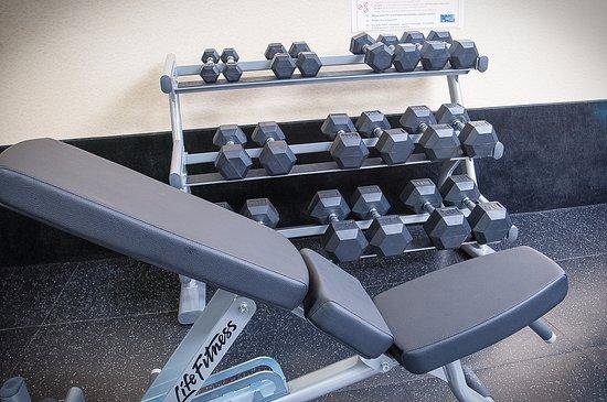BEST WESTERN PLUS North Canton Inn & Suites: Fitness Center