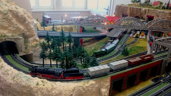 Exhibition of Miniature Railway