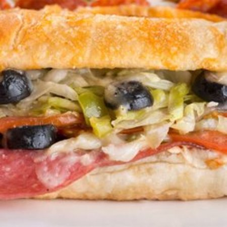 Caldwell, OH: Fresh Oven baked sub sandwich