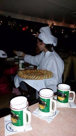 ซาราโตกาสปริงส์, นิวยอร์ก: The Chef with Cookies