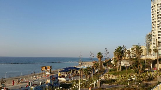 Bat Yam Boardwalk-Tayelet