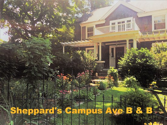 Sheppard's Campus B&B