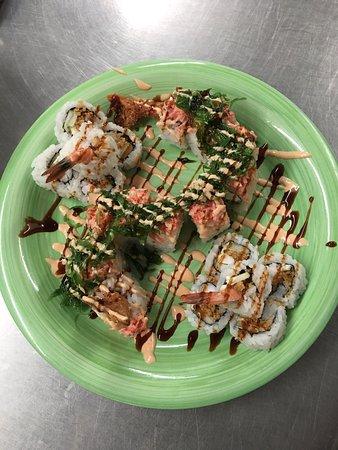 Newland, Carolina del Norte: Nguyens Asian Grill
