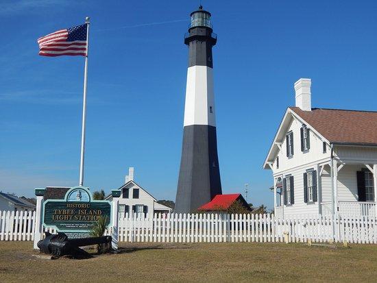 Tybee Island Lighthouse Museum: Tybee Island Lighthouse