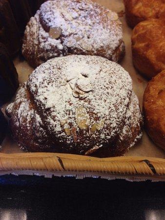 Lafayette, CA: Chocolate Almond Croissant