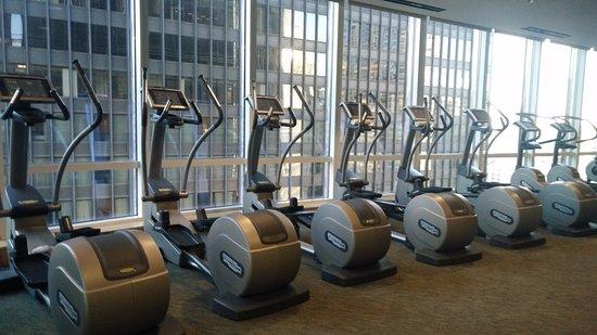 Trump International Hotel & Tower Chicago: Gym