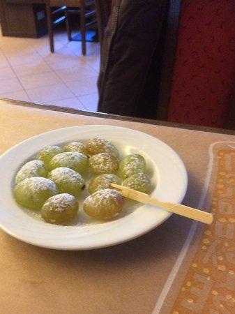 Siror, Italy: L'origine della grappa!!!!😂