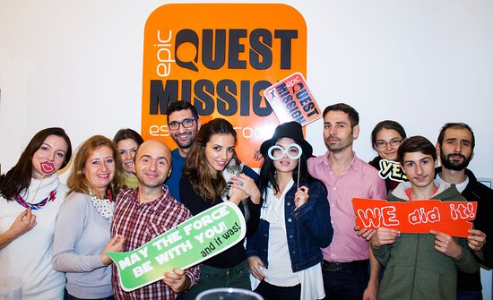 Quest Mission - Epic Escape Rooms