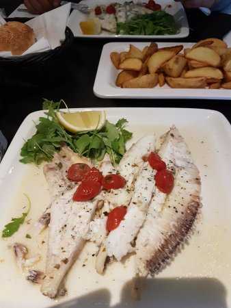 One of the Best Fish Restaurants on the Maltese Island