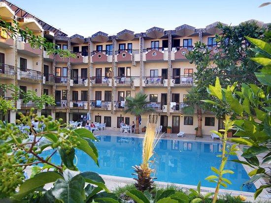 Club herakles hotel kemer turkey antalya province for Specialty hotels