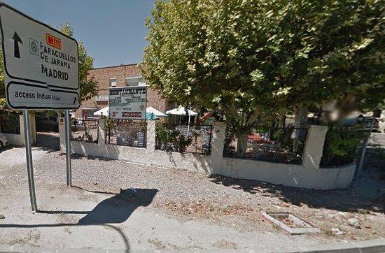 Паоакуельос-де-Харама, Испания: exterior del restaurante