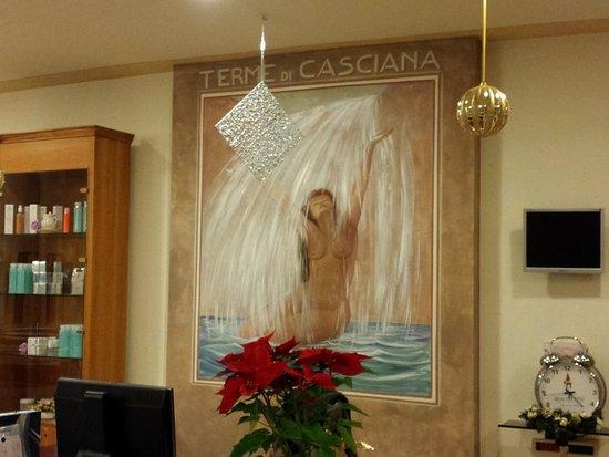 Casciana Terme Lari, Italy: Eleganza e arte.