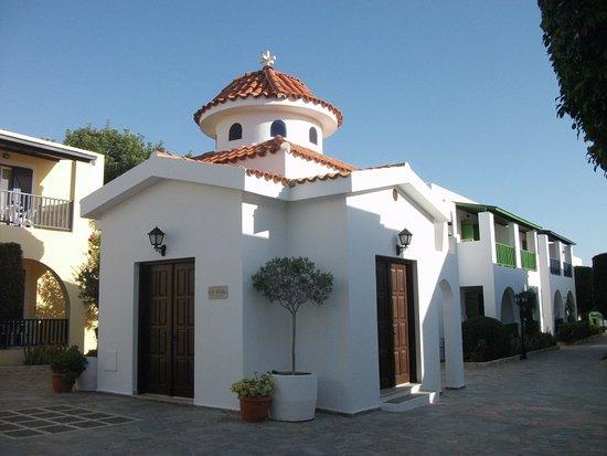 Kefalos Beach Tourist Village: Kapelle