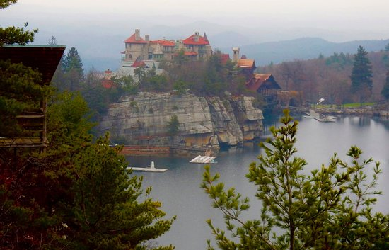 Mohonk Mountain House-bild