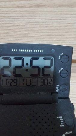 Nacional Inn Salvador : quase 31 graus dentro do quarto!!!!