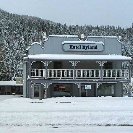 Hotel Ryland Winter Wonderland Downtown Red River New Mexico