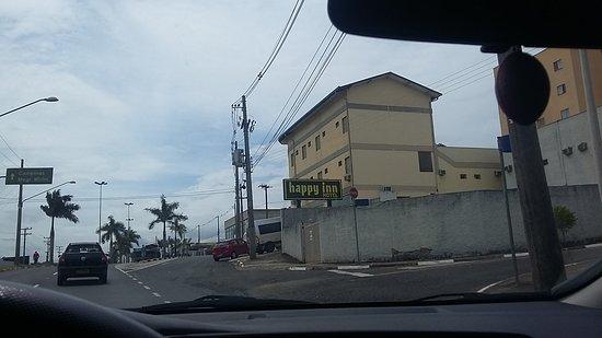 Jaguariuna, SP: Hotel Happy Inn
